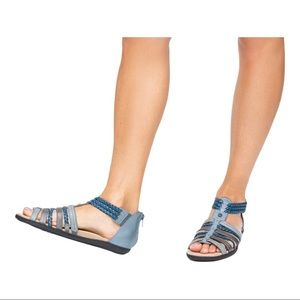 Ronsports Women's Maggie Sandal Blue size 7
